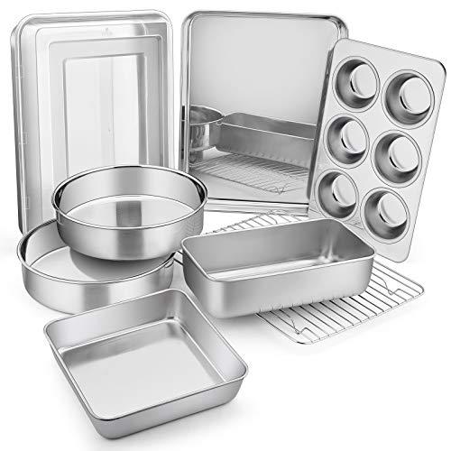 Stainless Steel Bakeware Set