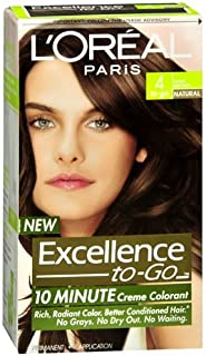 Best l oreal excellence to go 10 minute Reviews