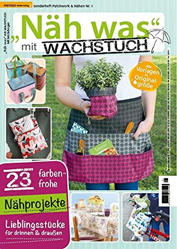 Patchwork & Nähen Sonderheft 1/2021