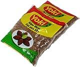 Yoki Wheat Bulgur For Kibe 17.6 Ounces   Trigo Para Kibe 500 Gramas (Pack of 02)