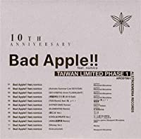 10th Anniversary Bad Apple!! feat.nomico TAIWAN LIMITED PAHSE1[東方Project]