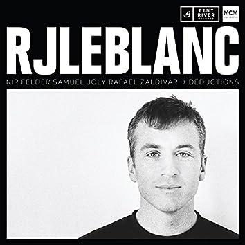 Déductions (feat. Rafael Zaldivar, Nir Felder, Samuel Joly)
