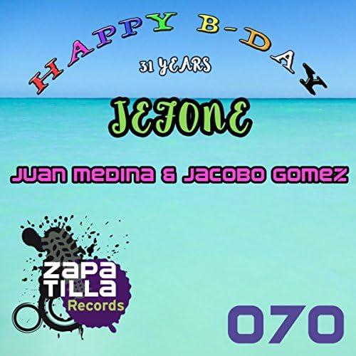 Juan Medina & Jacobo Gomez