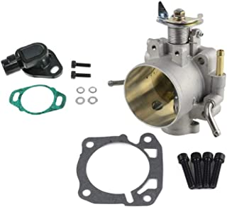 70mm Throttle Body with TPS Sensor for Honda B/D/H/F-Series Civic Prelude Accord Acura Integra