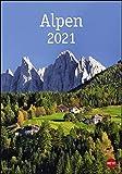 Alpen Kalender 2021