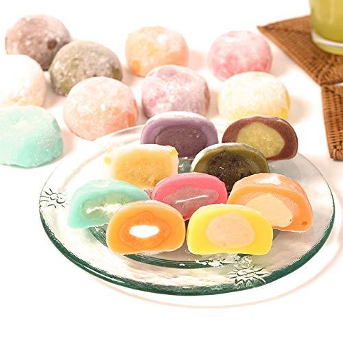 ふみこ農園 彩り大福 洋風和菓子セット カラフルな9種類の餡やクリームで彩った お洒落なスイーツ 賞味期限 冷凍180日(解凍後3日間)(通常)