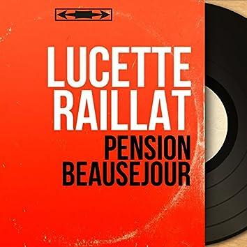 Pension Beauséjour (feat. Armand Motta et son orchestre) [Mono Version]