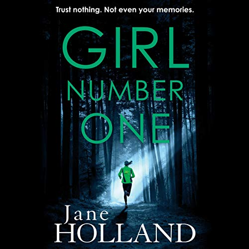 Couverture de Girl Number One