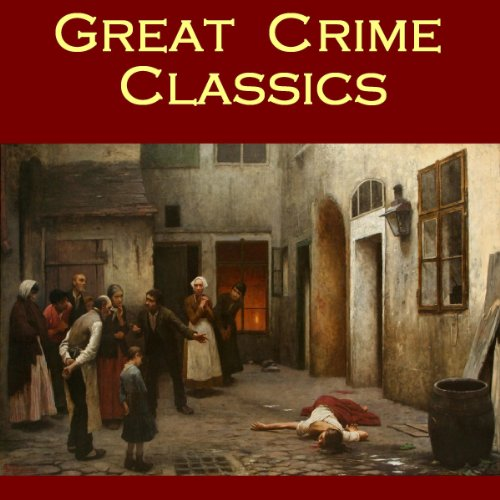 Great Crime Classics audiobook cover art