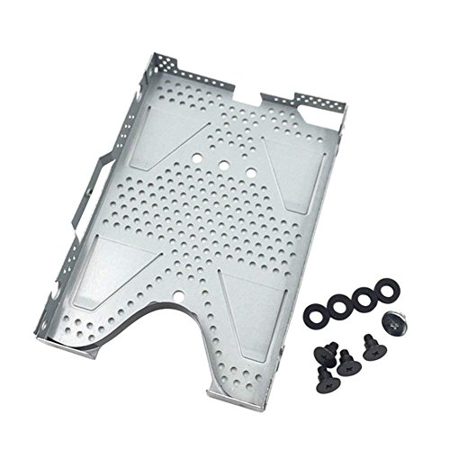 HDD Hard Drive Caddy with Screws for PS4 Slim Console