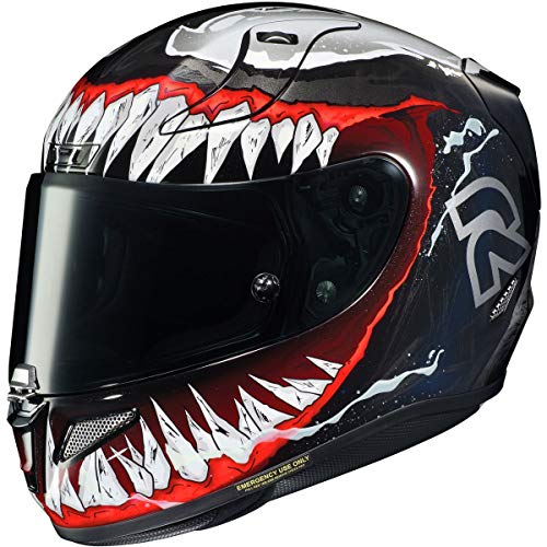 HJC RPHA 11 Pro Helmet - Venom 2 (Large) (Black)