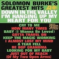 Greatest Hits by Solomon Burke (2013-03-26)