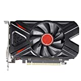 Ajuste para VEINEDA RX550 4 GB tarjetas gráficas GDDR5 128bit GPU ajuste para AMD Radeon Rx 550 Series Tarjeta de video PC de escritorio de video Gaming Tarjeta gráfica