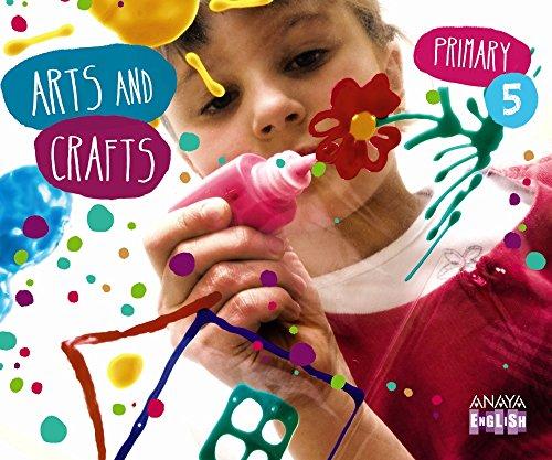 Arts and Crafts 5 (Anaya English)