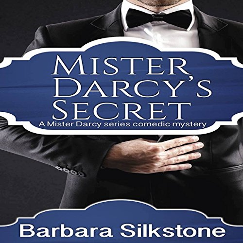 Mister Darcy's Secret audiobook cover art