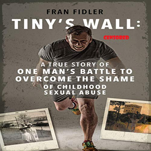 Tiny's Wall audiobook cover art