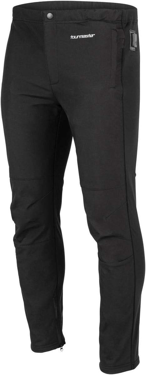 Large//X-Large Tourmaster Synergy Pro-Plus Heated Pants Black