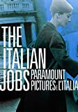 The Italian Jobs Paramount Pictures E Italia (Box Dvd+Libro)