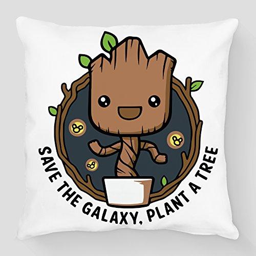 Cojín bebé Groot Guardianes de la galaxia