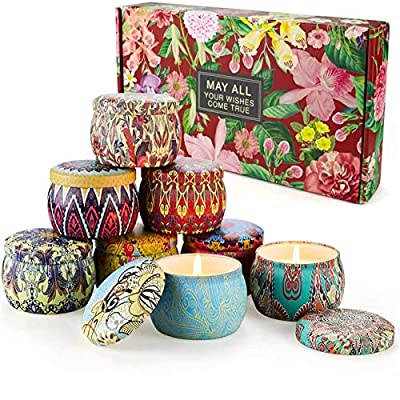 Scented Candles Gifts Sets