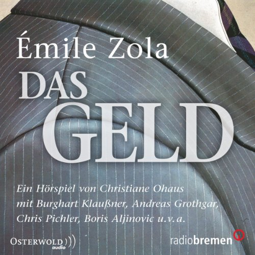 Das Geld audiobook cover art