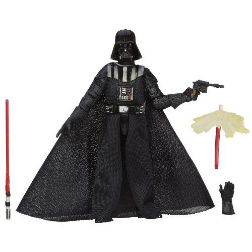 Star Wars, The Black Series 2015, action figure esclusive di Darth Vader