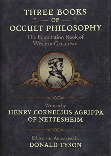 Three Books of Occult Philosophy...