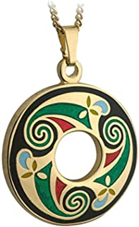 Best book of kells inspired jewelry Reviews