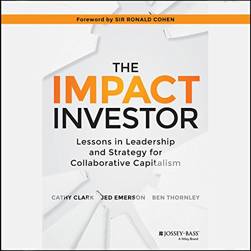 The Impact Investor audiobook cover art