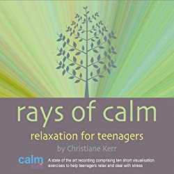 Rays of calm CD. Getting your kids to meditate the easy way.