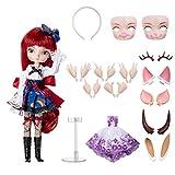 Yavso BJD Doll 1/6, 35cm Ball Jointed Doll SD Doll mit Vollem Zubehör Puppe Spielzeug Geschenk -...