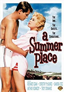 Best a summer place movie poster Reviews
