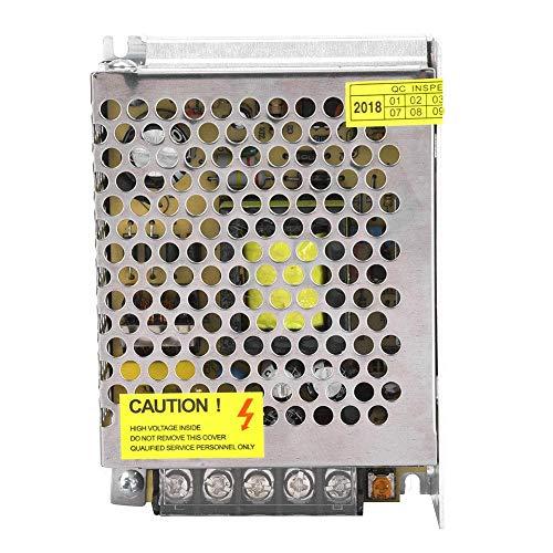 Transformador de conmutación, transformador de aluminio Fuente de alimentación Controlador Transformador 220V (o 110v) a 12V 6.5A 80W