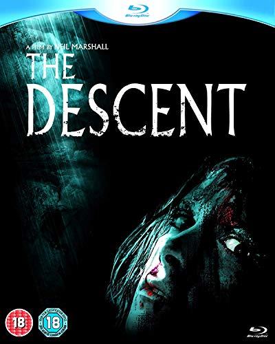 Descent The BD [Reino Unido] [Blu-ray]