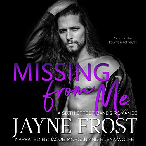 Couverture de Missing from Me