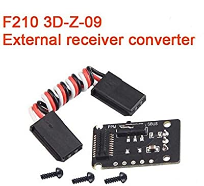 Walkera External Receiver Converter F210 3D Edition Racing Drone Spare Part F210 3D-Z-09 External Receiver Converter for F210 RC Quadcopter