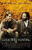 Good Will Hunting – Robin Williams - Film Poster Plakat