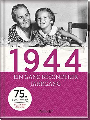 1944: Ein ganz besonderer Jahrgang - 75. Geburtstag