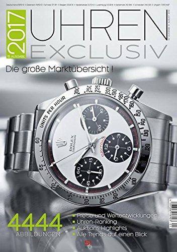 Uhren Exclusiv Uhrenkatalog Ausgabe 2017