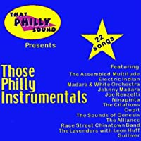 Those Philly Instrumentals