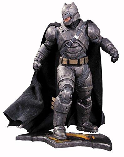 DC Collectibles BatmanvsSuperman: Dawn of Justice Armored Batman Statue