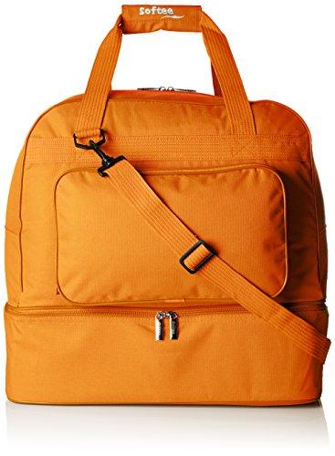 Softee Equipment 0026589, Bolso, Naranja (Orange), 45x47x31 cm