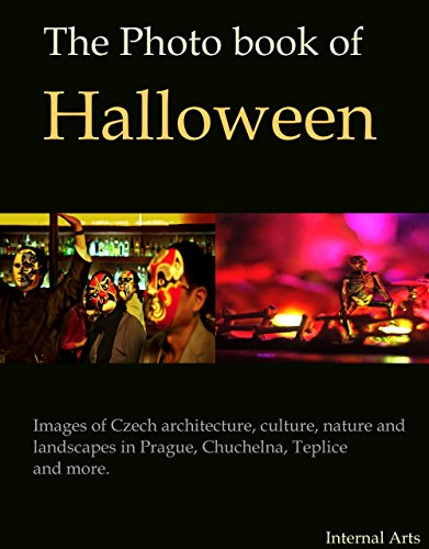 The Photo Book of Halloween. Images of Monsters, Costumes, Pumpkins and scary celebrations. (Photo Books 60) (English Edition)