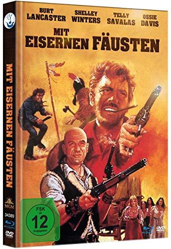 Mit eisernen Fäusten - Limited Mediabook-Edition (+ DVD) - HD neu abgetastet / plus Booklet [Blu-ray]