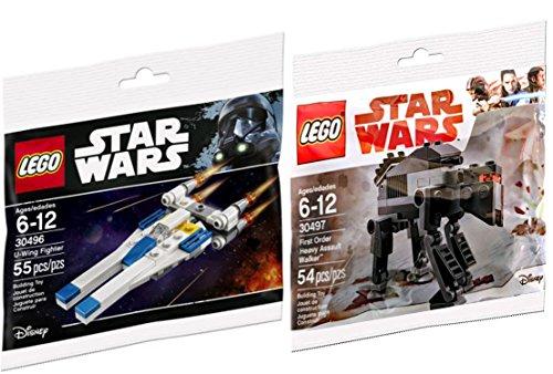 LEGO Star Wars First Order Heavy Assault Walker Last Jedi &