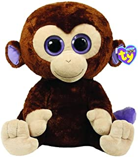 Ty Beanie Boos Coconut Monkey 42cm Plush, Large