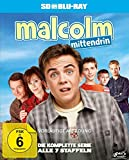 Malcolm mittendrin - Die komplette Serie (Staffel 1-7) (SD on Blu-ray) [Alemania] [Blu-ray]