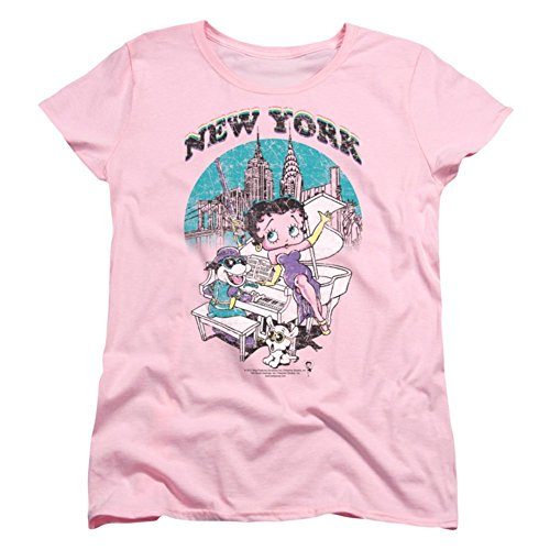 Betty Boop - Singing In NY