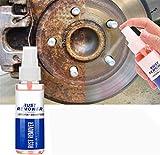 80ml Spray Universale Per La Rimozione Della Ruggine, Inibitore Di Ruggine, Spray Lubrificante Antiruggine, Primer E Sigillante Per Convertitore Di Ruggine