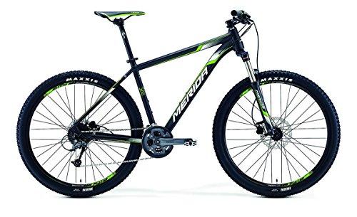 Merida Big.Seven 300 27, 5 Zoll Mountainbike Schwarz/Grün (2016), 47